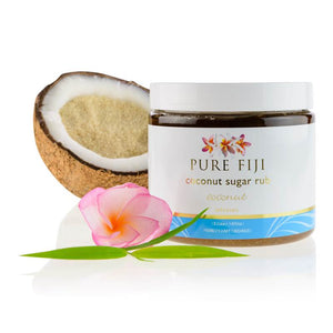 Pure Fiji Sugar Rub 16oz