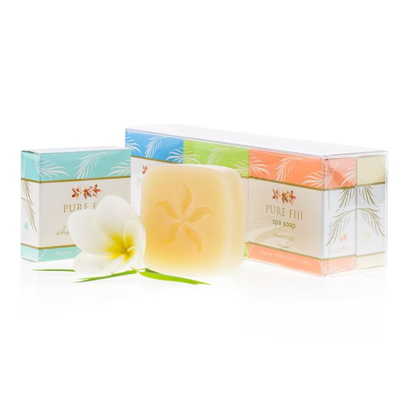 Pure Fiji Mini Spa Soap Gift Pack