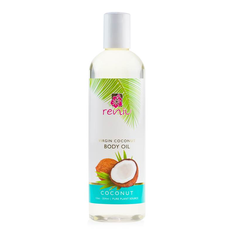 Reniu Virgin Oil Coconut 12oz/355ml