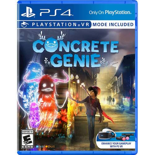 Sony Concrete Genie PS4