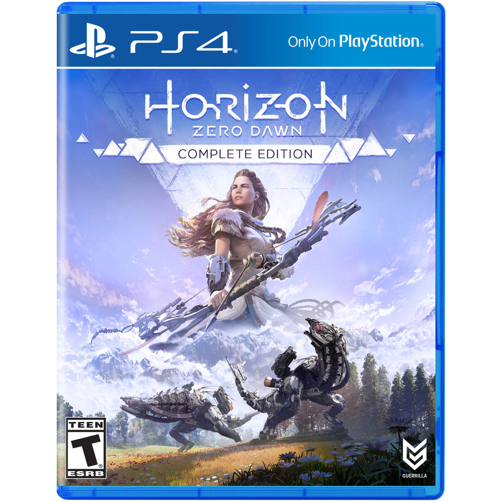 Sony Horizon Z/Dawn C/Edition PS4