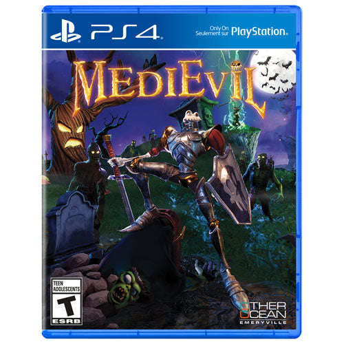 Sony MediEvil PS4