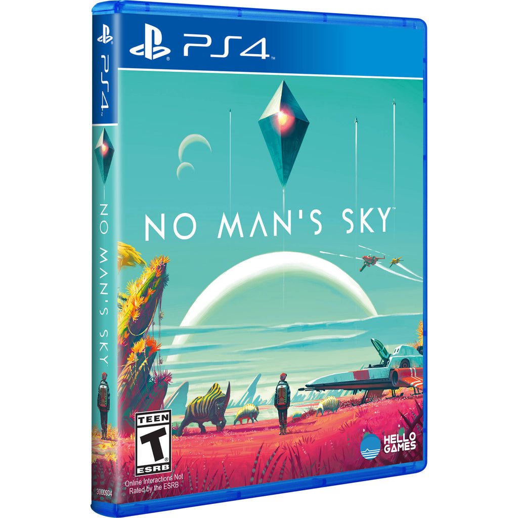 Sony No Man's Sky/ ANZ