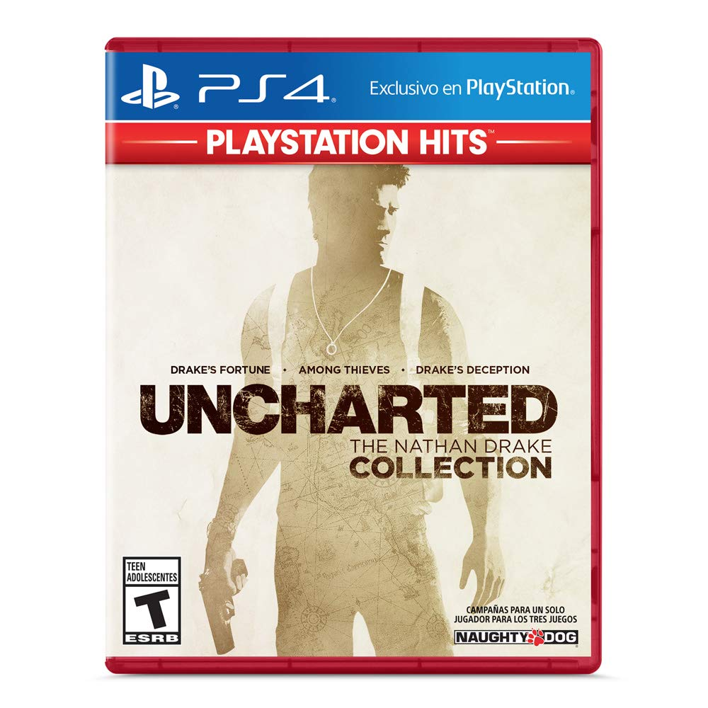Sony Uncharted Collection PS4