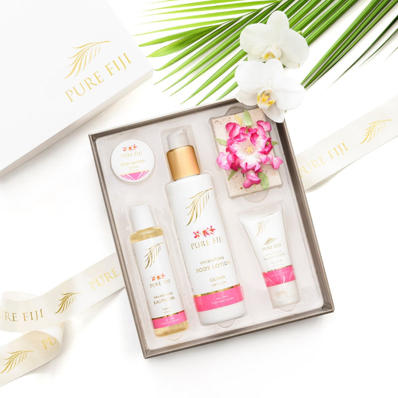 Pure Fiji New Luxury Gift Set