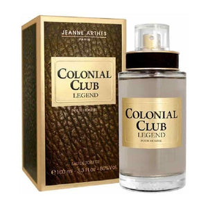 JA Colonial Club Legend EDT 100ml