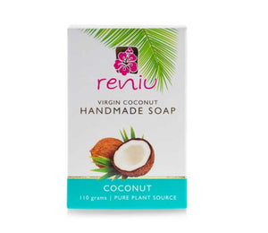 Reniu Soap Bar Coconut 3.5oz/110g