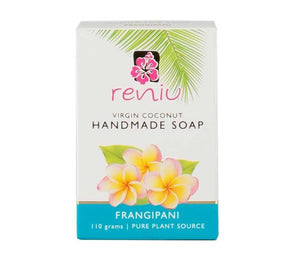 Reniu Soap Bar Frangipani 3.5oz/110g