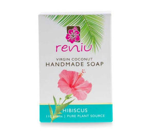 Reniu Soap Bar Hibiscus 3.5oz/110g