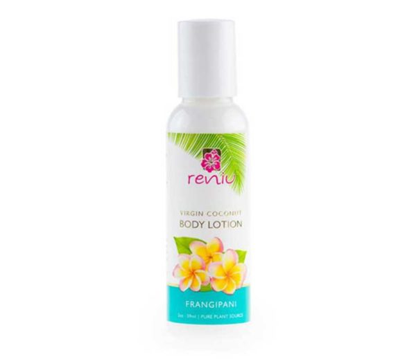 Reniu Body Lotion Frangipani 2oz/60ml