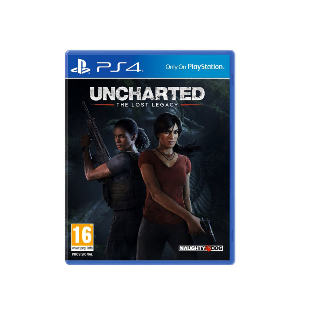 Sony Uncharted: The Lost Legacy PS4