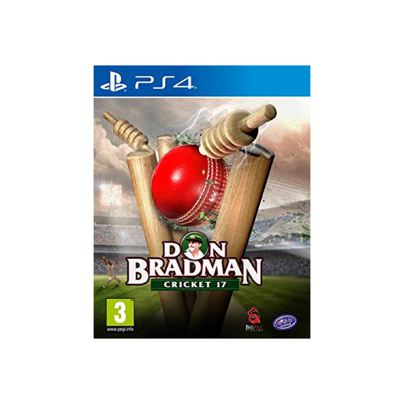 TB Don Bradman Cricket 17