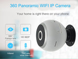 WIFI PANORAMIC IP CAMERA-BEST QUALITY-Only one Left