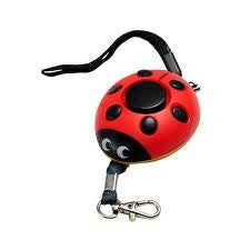 Ladybug Personal Alarm - The Personal Security Company