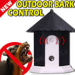 Outdoor Bark Control Unit. Ultrasonic- Stop Dogs Barking. - The Personal Security Company