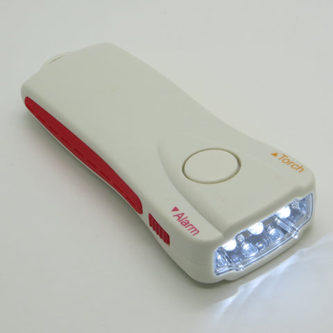 Personal Alarm with Torch