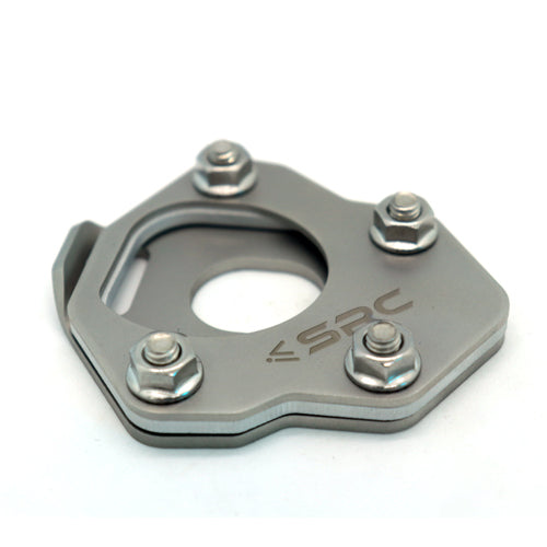 Side stand base extension BMW F700 GS