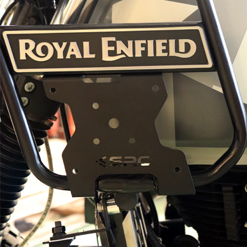 SRC Bracket for Fuel/Jerry Can 2016-2019 Royal Enfield Himalayan