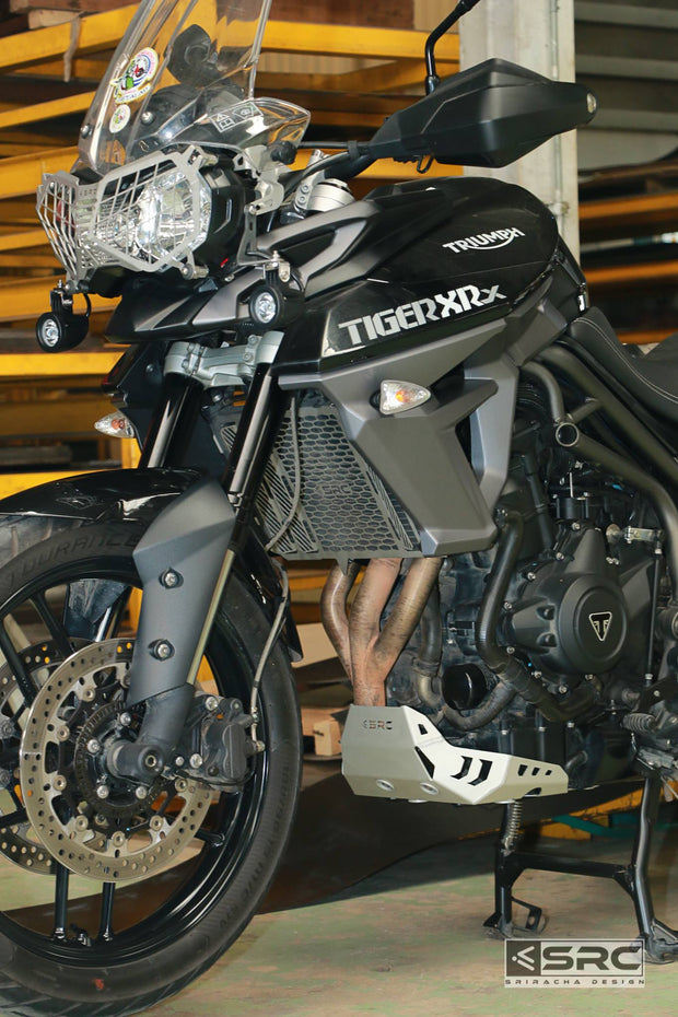SKID PLATE / Engine Guard Triumph Tiger XRX / XCX 2017-2019