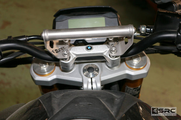 GPS Bar Mount 2017-2019 BMW G 310 R & G 310 GS