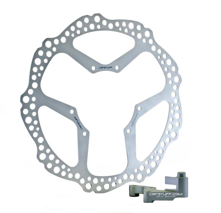 One Piece Blade Brake Rotor Upgrade for 2017-2020  250L Rally