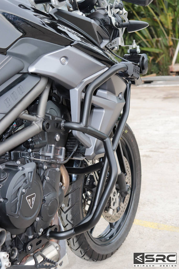 SRC Crash Bars Engine Guards Triumph Tiger 800 2017-2019 XRX / XCX