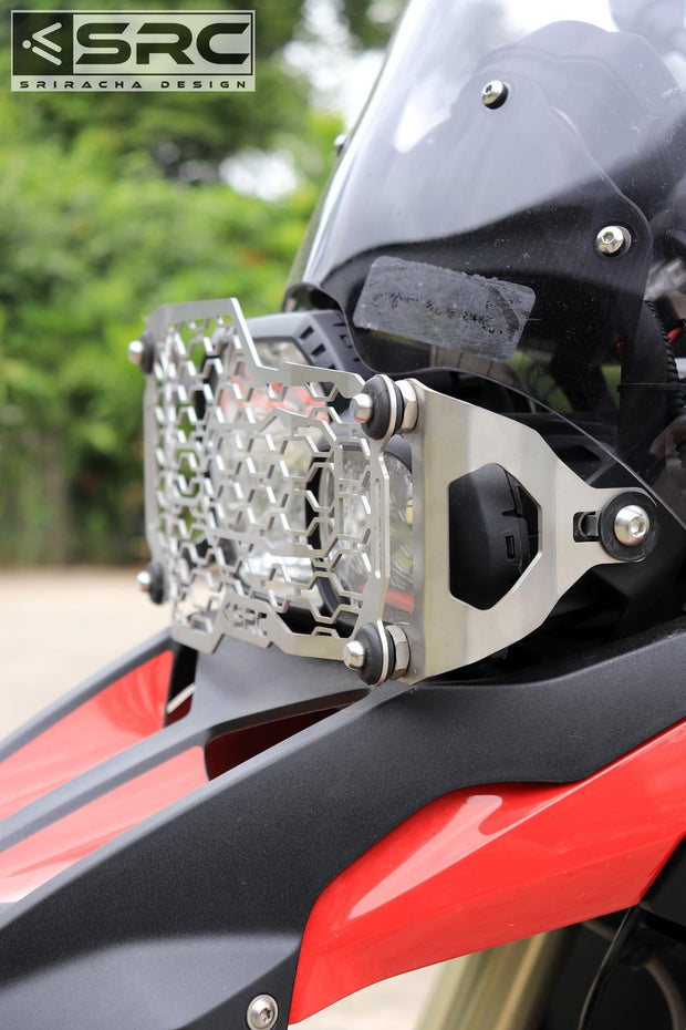 Headlight Guard BMW F 700/800 GS