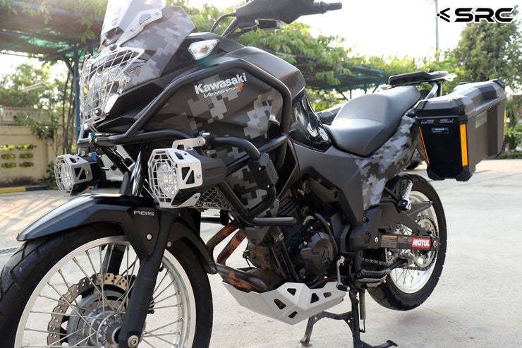 CRASH BARS - KAWASAKI VERSYS-X 300