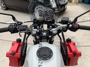 Fuel/Jerry Can and SRC Bracket kit for 2016-2021 Royal Enfield Himalayan