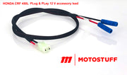 Plug and play Do-It-Yourself Accessory Lead Kit 2019-2020 HONDA CRF 450L