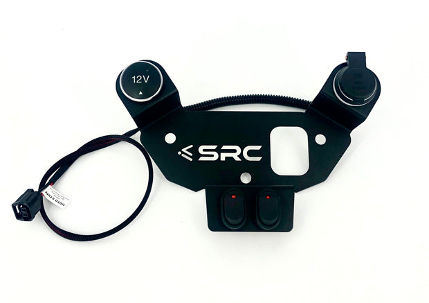SRC Full Dash Panel CRF 250L Rally / 300L Rally