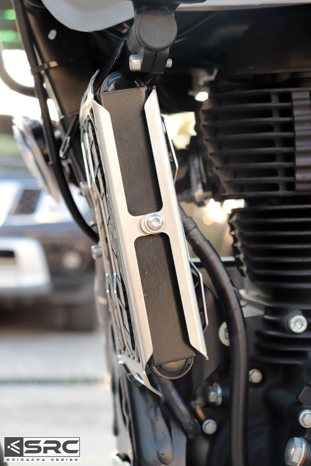 Oil Cooler Guard 2018 - 2019 Royal Enfield HIMALAYAN
