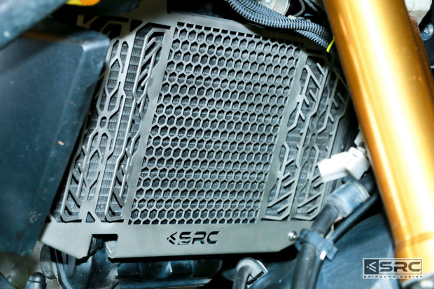 Radiator Guards SUZUKI V-STROM 1000 and Adventure 2014-2019