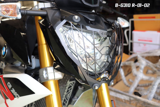 Headlight Guard BMW G 310 R 2017-2019