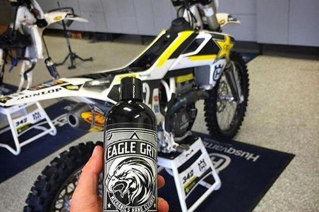 Eagle Grit Hand Cleaner - 12 ounces