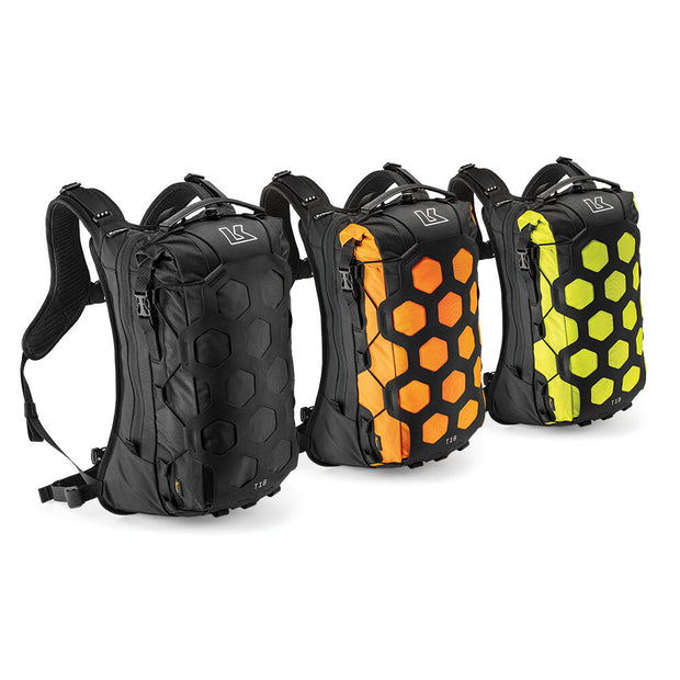 KRIEGA TRAIL18 ADVENTURE BACKPACK