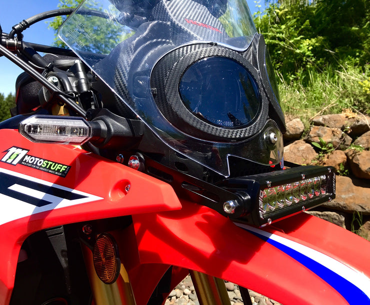 LED Driving Light upgrade for 2017-2019 HONDA CRF 250L Rally