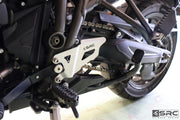 Heel Guards /Frame Protectors 2017-2019 Triumph Tiger 800