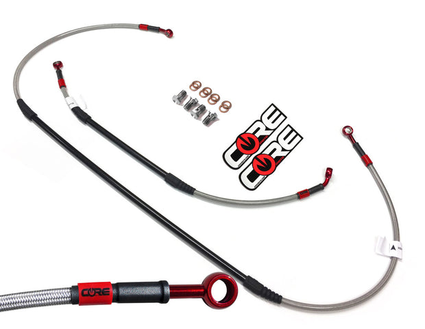 Front Braided Brake Line HONDA CRF 250L & Rally 2013-2020