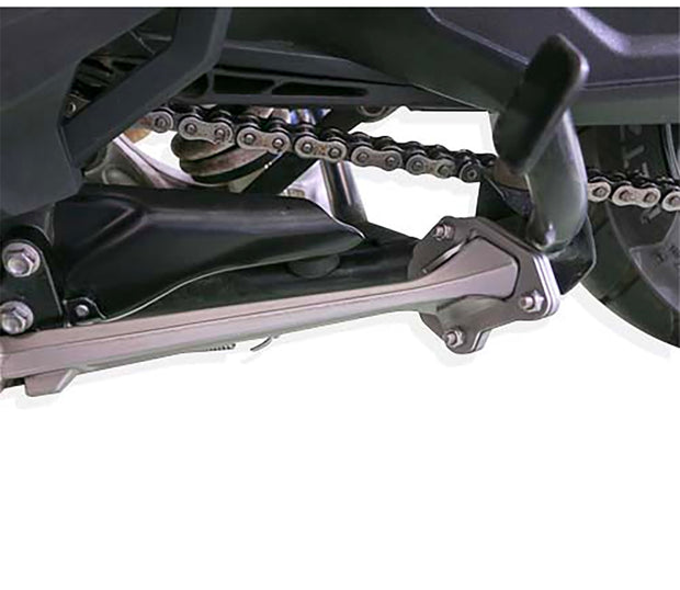 SRC Side stand / kickstand foot enlarger Triumph Tiger XRX / XCX 2015-2019