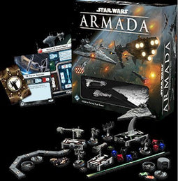 STAR WARS - ARMADA MINIATURE GAME