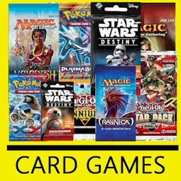 NEW RELEASES - CARD GAMES