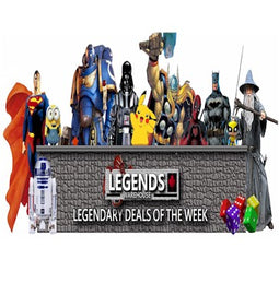 LEGENDARY DEALS OF THE WEEK