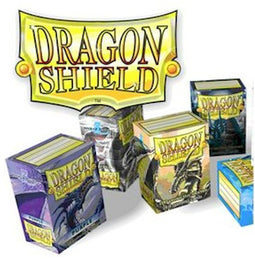 DRAGON SHIELD DECK SLEEVES