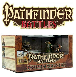 PATHFINDER - BATTLES