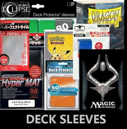 SUPPLIES - DECK SLEEVES