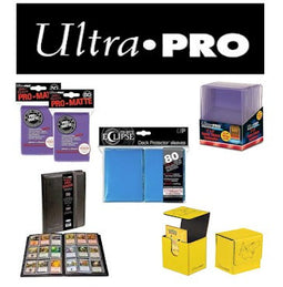 ULTRA PRO - DECK SLEEVES