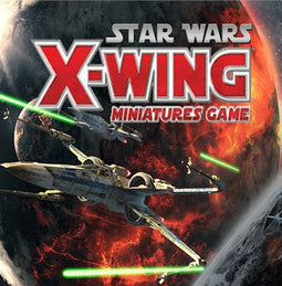 STAR WARS - X-WING MINIATURE GAME