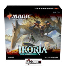 MTG - IKORIA: LAIR OF THE BEHEMOTHS - BUNDLE - ENGLISH