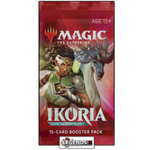 MTG - IKORIA: LAIR OF THE BEHEMOTHS - BOOSTER PACK - ENGLISH
